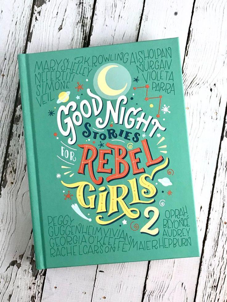 Iltasatuja kapinallisille tytöille 2