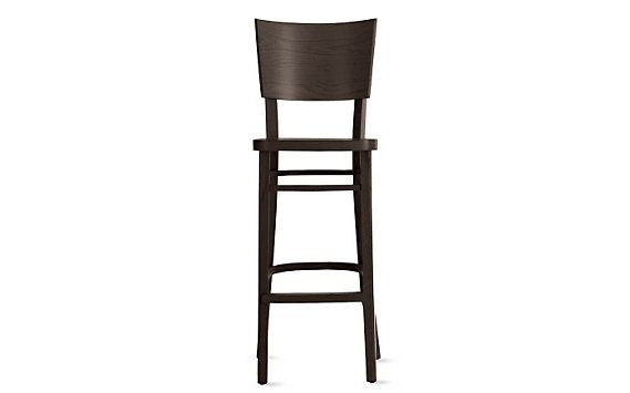 The Kyoto Barstool A Versatile Minimalist Made From Richly Grained Wood With Generous Proportions Suitable For Home Or Business