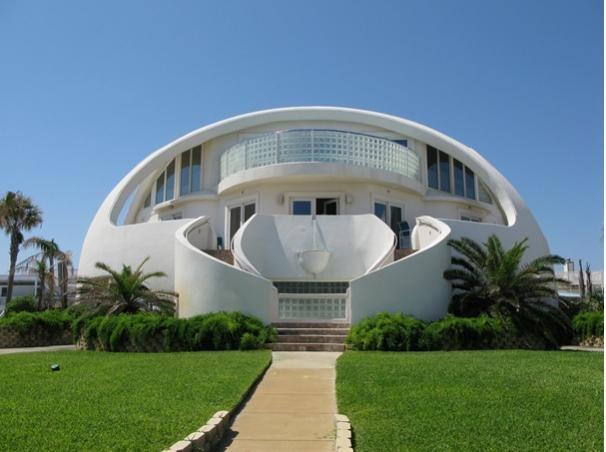 Dome Of A Home. Pensacola Beach