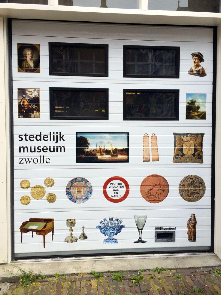 Stedelijk Museum backdoor