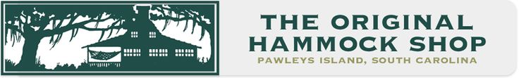 The Original Hammock Shop - Pawleys Island (SC) Hammocks