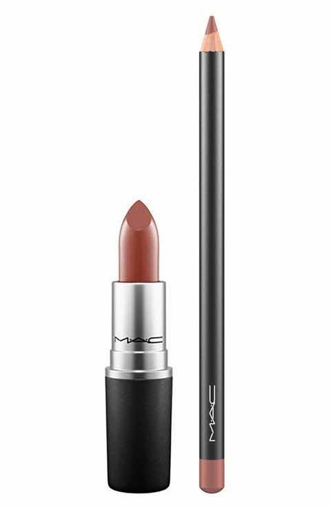 MAC Persistence & Spice Lipstick & Lip Pencil Duo