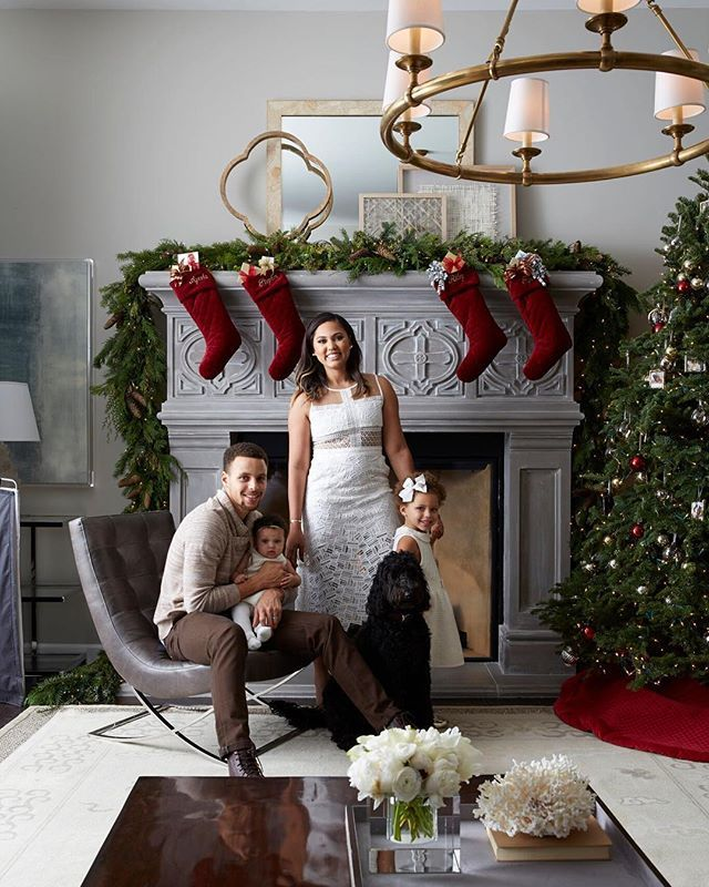 Pin for Later: Steph and Ayesha Curry Are Already the Best Couple of 2016 — Here's 17 Reasons They created an amazing family together. Um, can we talk about their house too?