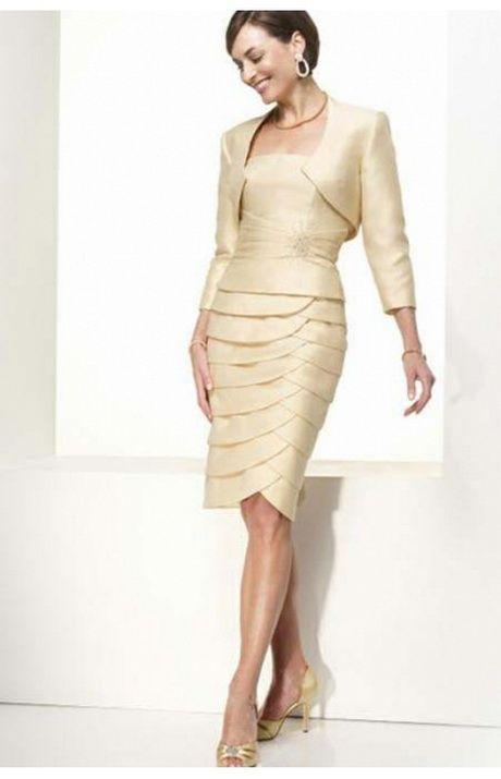 Elegante kleider fur die brautmutter