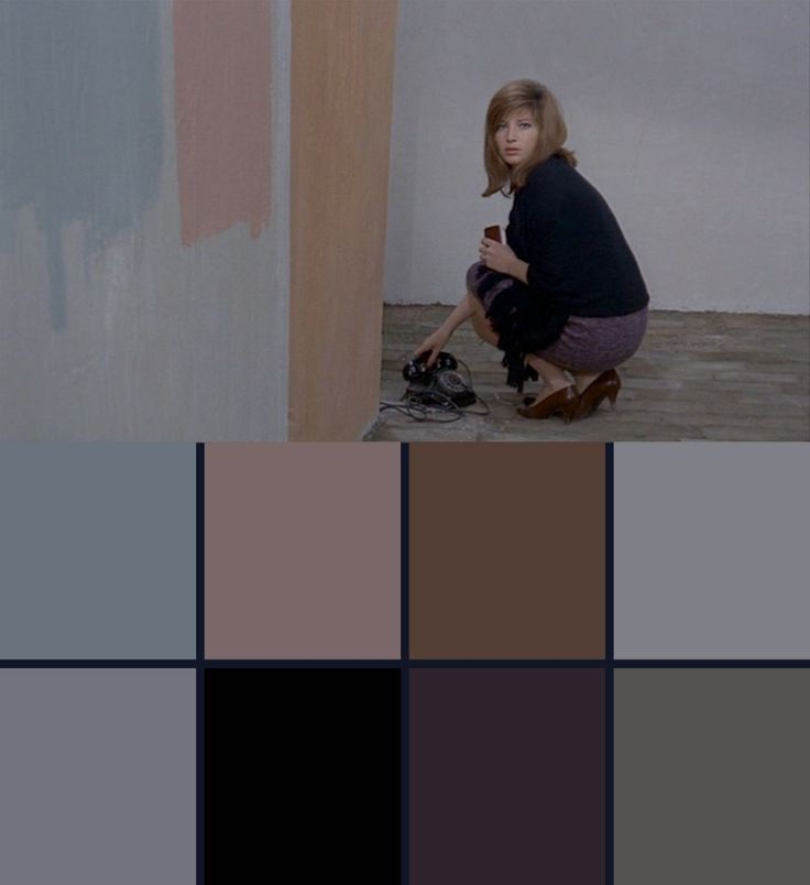 There is much debate about Michelangelo Antonioni and cinematographer Carlo Di Palma's intentions for the highly controlled and extremely expressive use of color in Red Desert (1964).  This Technicolor masterwork was Antonioni's first color feature, and presents us with one of the most emotionally illustrative and evocative uses of pallete in cinema history.