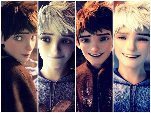 Lovely smile of #Jack_Frost