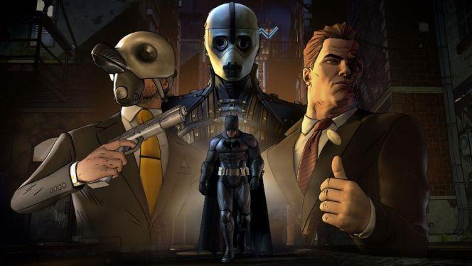 """""""Az idézet: """"Ebbe a sötétségbe tartozol, Batman"""", mindent elvitt. Remekül jellemzi az egész évadot, a végén felbukkanó illetőről nem is beszélve.""""  #batman #batmanthetelltaleseries #batmanthetelltaleseriesepisode5 https://ps4pro.eu/hu/2016/12/14/batman-the-telltale-series-episode-5-city-of-light-a-sotetsegbe-tartozol/"""