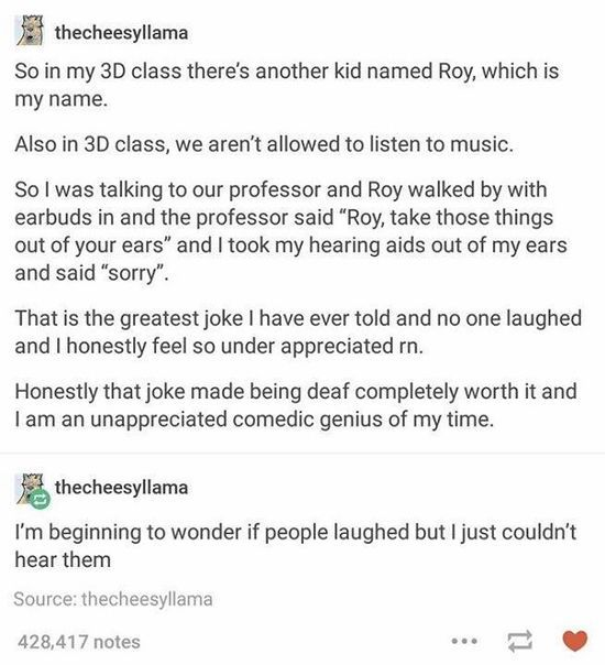 Really Funny Joke Long