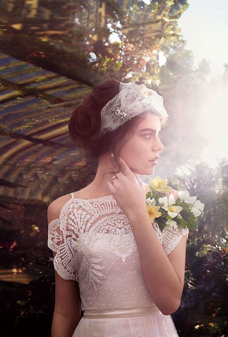 romantic wedding dresses inspired by downton abbey 39 s lady