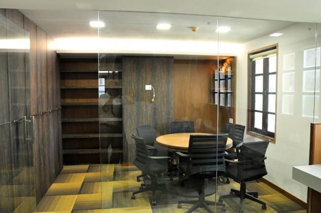 Creative Office Renovation