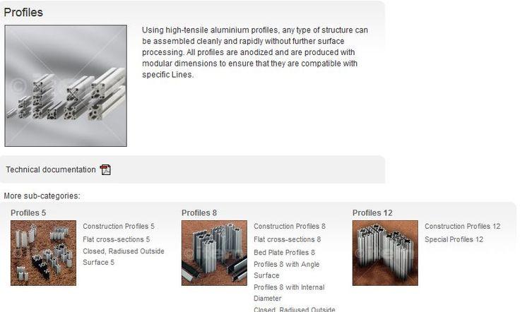 http://www.item24.pt. Catálogo,grupos de produtos,MB,sistema de perfis,modularidade,equipamentos, perfis de alumínio,Ligadores,sistemas de postos de trabalho, categorias