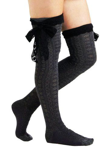 15 Best Images About Mohair Knee High Boots Stockings On