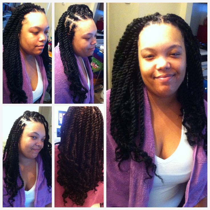 Medium marley twist | Braids and Twists | Pinterest ...