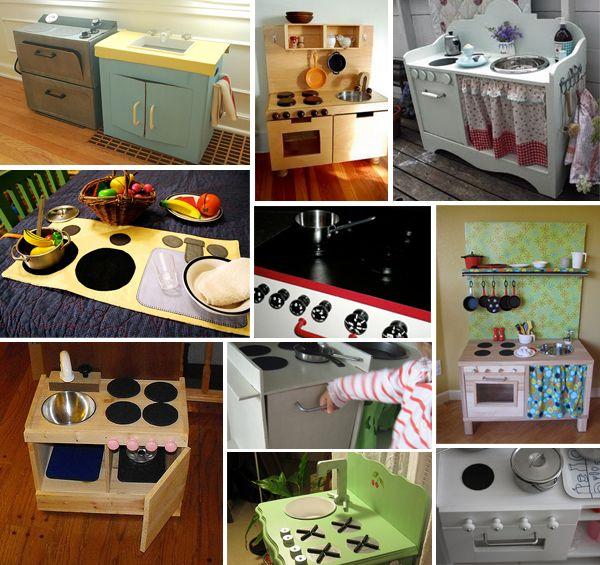 Oltre 25 fantastiche idee su cucine giocattolo su pinterest cucina per bambini cucina - Cucine giocattolo ikea ...