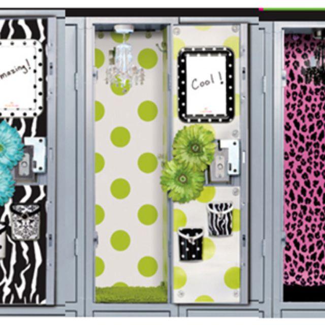 Locker Designs Ideas