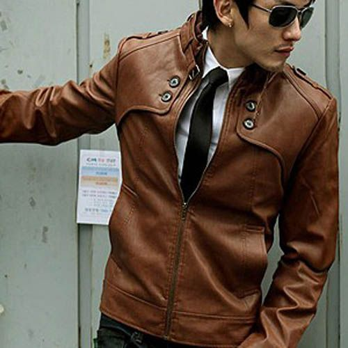 1000  ideas about Mens Designer Leather Jackets on Pinterest