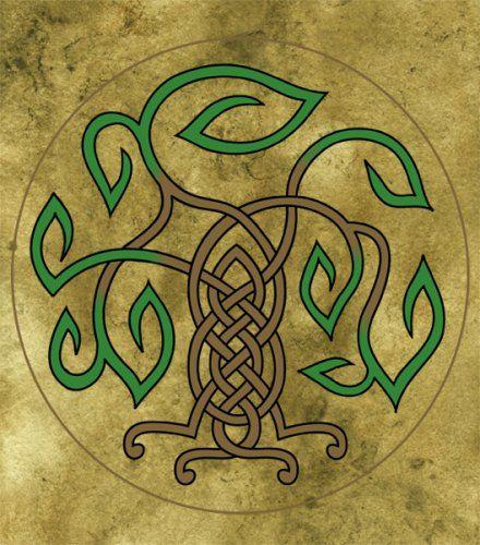 Практическая магия кельтов
