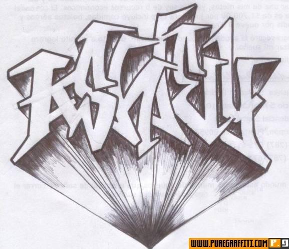 Daughter Baby Ashley - Graffiti Pictures & Graffiti Art ...