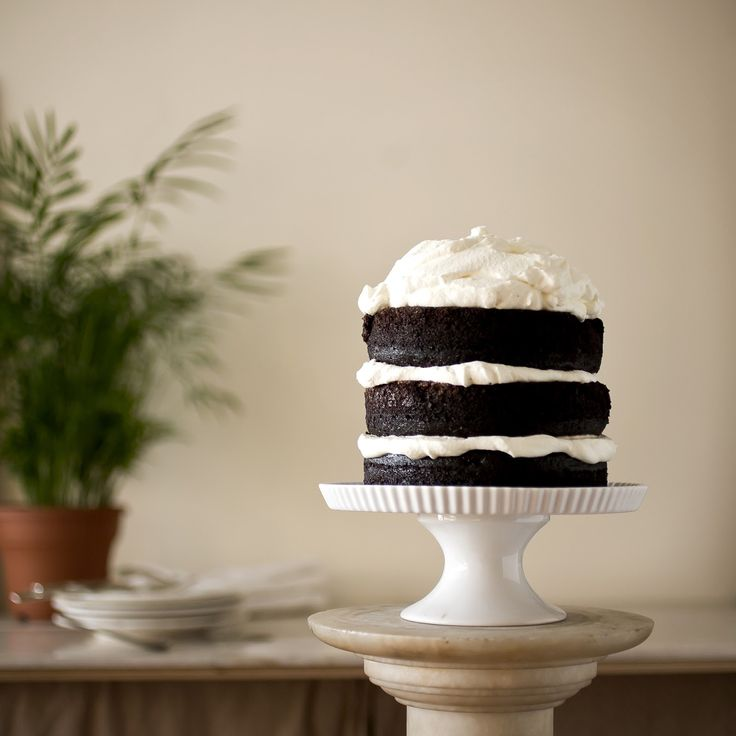 SAVEUR Magazine's Birthday Present to Me & the BEST Chocolate Cake EVER - A Stack of Dishes