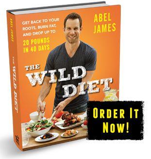 Order The Wild Diet - Wild Diet Book