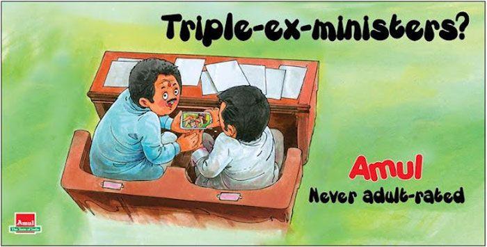 Triple-ex-ministers
