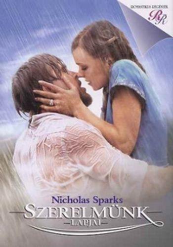 (23) Szerelmünk lapjai · Nicholas Sparks · Könyv · Moly
