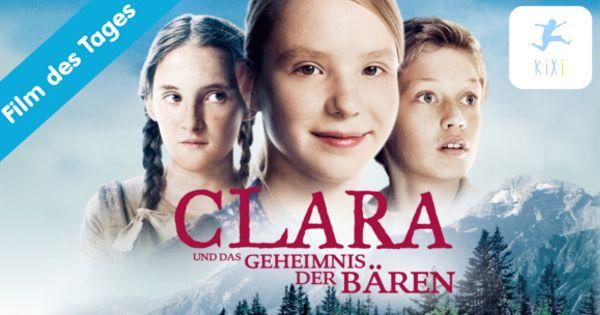 Clara und das Geheimnis der Bären – Film des Tages bei Kixi Kinderkino – Kinderkino