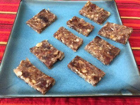 Banana and Dates Burfi (Holi Sweets ) - Gluten free, Vegan snacks