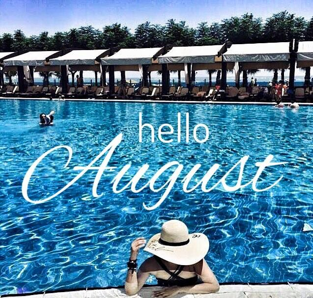 H E L L O A U G U S T! #AmaraDolceVitaLuxury #LuxuryLifeStyle #Turkey #Antalya #Destinations #Holiday #Travel #Trip #Vacation #Tatil #Seyahat #Beuatifulhotels #Beuatifuldestinations #Tekirova #Luxury