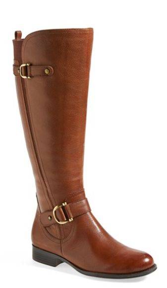 Fall Must-Haves: Cozy buckle boots! Just got myself a one like this :)