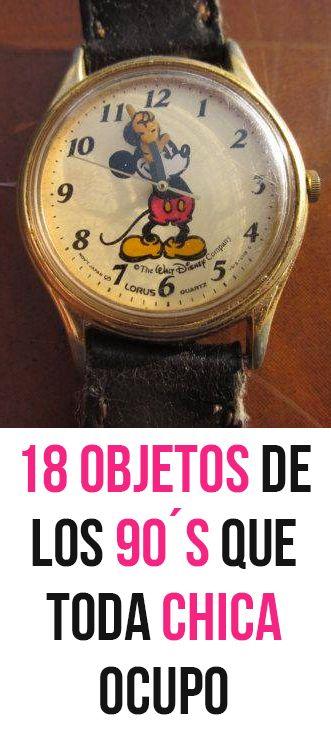 18 Objetos De Los 90´s Que Toda Chica Ocupo