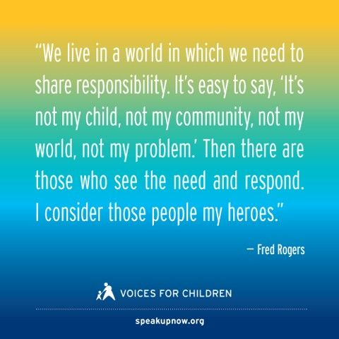 Court Appointed Special Advocates Are Heroes Quotes
