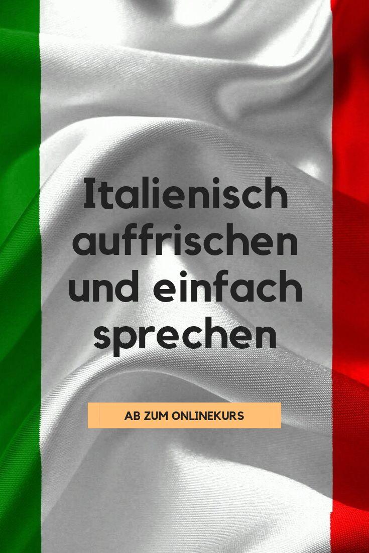 Ich Habe Italienisch