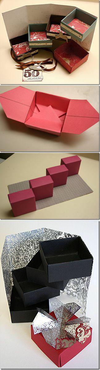 Магическая коробка. МК | Утилизация | Постила