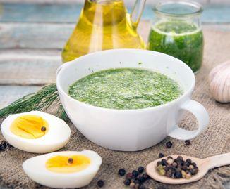 Come si prepara la salsa verde (o bagnet verd)