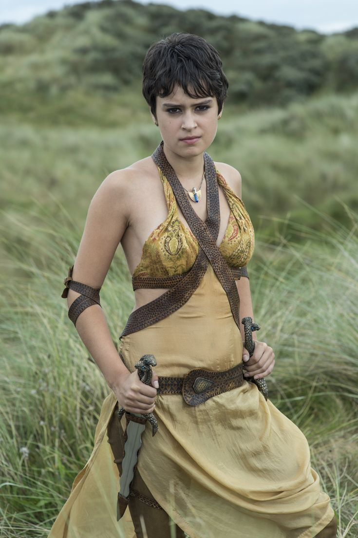 Rosabell Laurenti Sellers Tyene Sand Game of Thrones Season 5 - rosabell-laurenti-sellers Photo