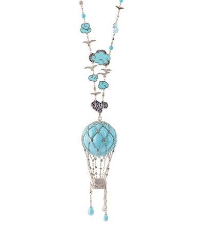 whimsy - Van Cleef & Arpels: Vca, Balloon Necklaces, Book, Cool Ideas, Hot Air Balloons