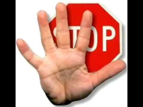 Lied: Stop, hou daar mee op