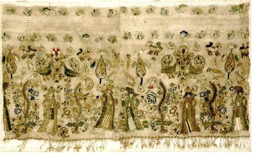 Ottoman Era Embroideries from Greece in the Benaki Museum, Athens | rugrabbit.com