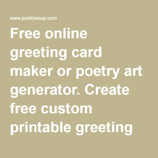 25+ unique Free greeting card maker ideas on Pinterest Birthday - birthday card templates free