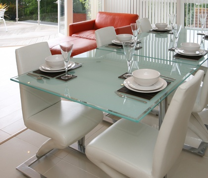 55 Best Images About Glass Tables On Pinterest Glass Top