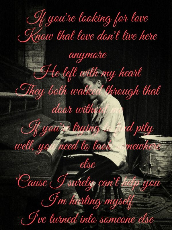 one of my favorite songs. ♡ Someone Else- Miley Cyrus