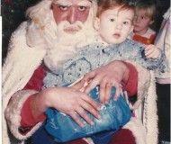 10 fotos de Papá Noel TERROR�FICAS!!