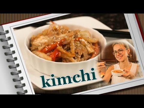 Jak zrobić kimchi? Kapusta kiszona po koreańsku:-)