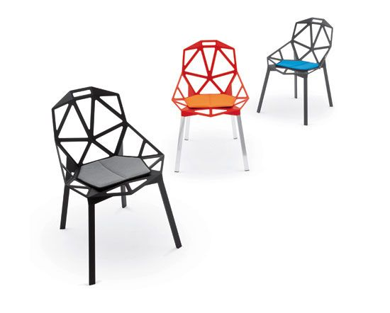 """""""One"""" chair by Konstantin Grcic, Magis (2004)"""