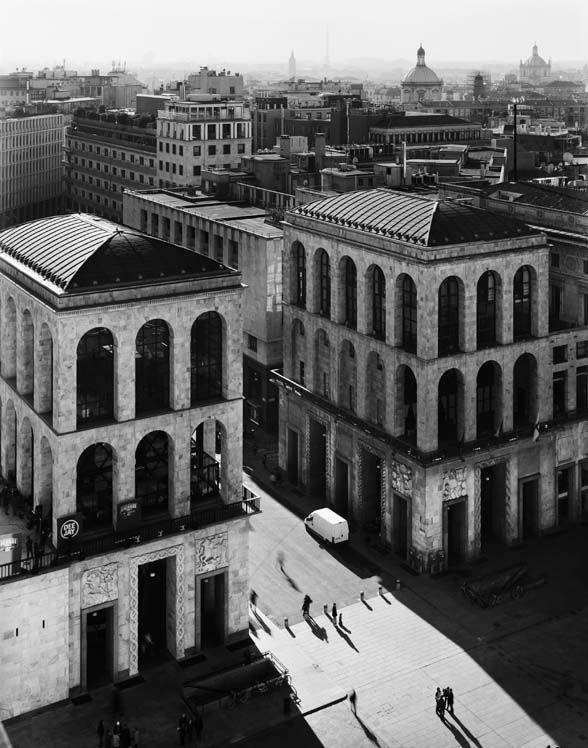 Museo del Novecento. | Domenica 1 novembre INGRESSO GRATUITO per #domenicalmuseo #milanopiazzaduomo #nuoviarrivi ©Gabriele basilico