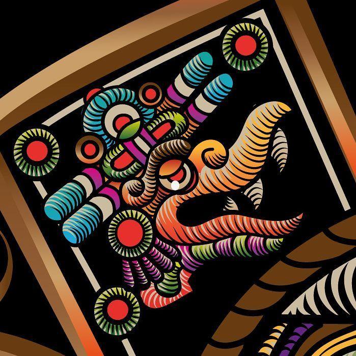 Glifo del calendario mexica