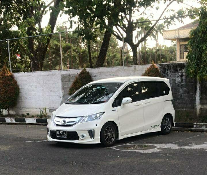 Hofos Sumbar Hybrid Mobil Konsep Mobil