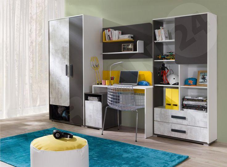 Udekoruj swój pokój, tak, jak Ci się podoba.  Check here more-> http://www.mirjan24.pl/meble-mlodziezowe/5309-meble-mlodziezowe-runo-ii-5900101531449.html #teeneger #nastolatek