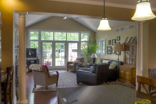 Home Design Addition Ideas: 25+ Best Ideas About Family Room Addition On Pinterest